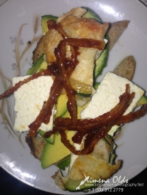 Caramelized zuccini-Avocado whole wheat sandwich-Mena's Food Pics-4