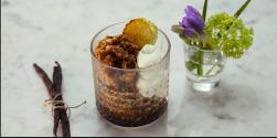 6. Vegan - Desserts - Lemon Zest coffee granita -2