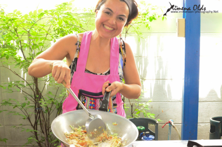 Ximena Olds - Chef Mena - Thai Food 2559-05-09 at 01.07.52