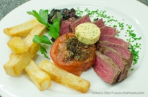 www-chefmena-com-ashburton-uk-pan-fried-filet-steak-with-cafe-de-paris-butter-balsamic-tomato-and-stuffed-mushroom