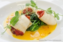 www-chefmena-com-ashburton-uk-stuffed-plaice-fillets-served-over-saffron-sauce
