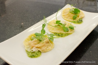 www-chefmena-com-fresh-made-cheese-ravioli-with-home-made-pesto-sauce